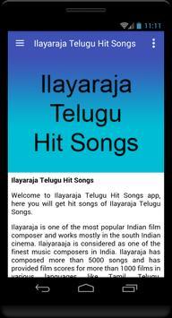 Ilayaraja Telugu Hit Songs apk screenshot