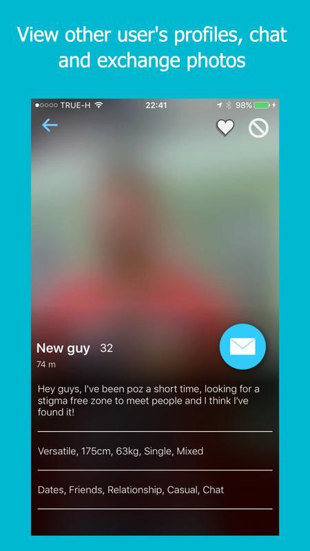 singles hiv positive dating