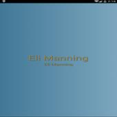 Eli Manning icon