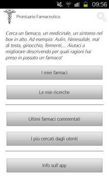 Prontuario screenshot 1