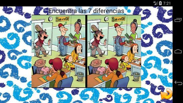 Encuentra las Diferencias screenshot 4