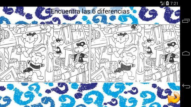 Encuentra las Diferencias screenshot 7