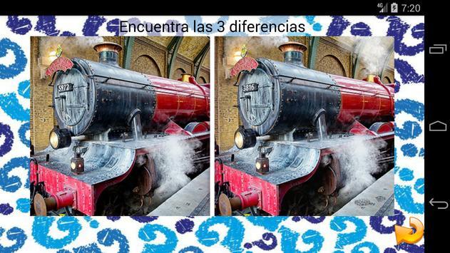 Encuentra las Diferencias screenshot 14