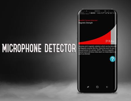 Hidden Microphone Detector - micro & camera detect screenshot 3