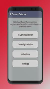 check and scan  hidden devices-cameras screenshot 3