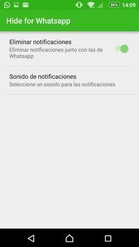 Hide for Whats APP screenshot 5