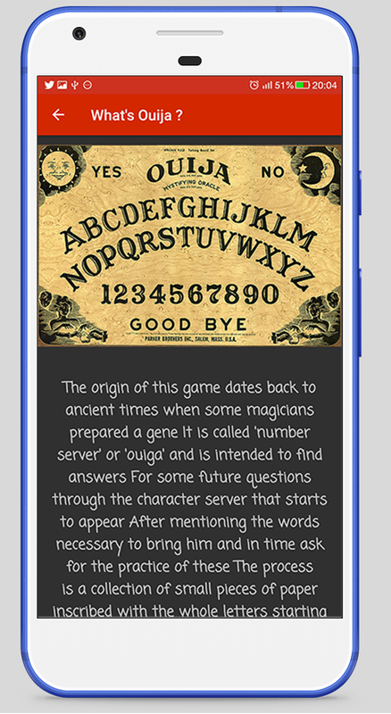 Ouija Board Rules For Android Apk Download