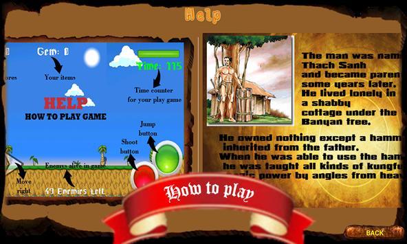 Game Thach Sanh Cuu Cong Chua apk screenshot