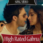High Rated Gabru Song - Nawabzaade Movie Songs icon