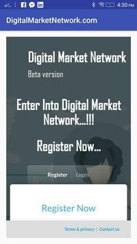 Digital Market Network Com screenshot 2