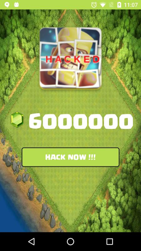 hack clash of clans android