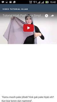 Hijab Tutorial screenshot 3