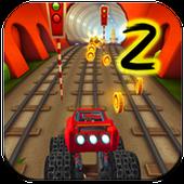 Blaze car Race Game icon