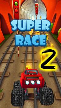 Blaze car Race Game apk screenshot