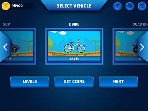Modi Hill Climb Game screenshot 11