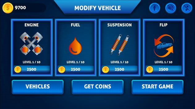 Modi Hill Climb Game screenshot 4