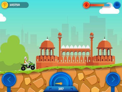 Modi Hill Climb Game screenshot 6