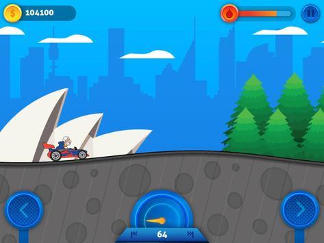Modi Hill Climb Game screenshot 8