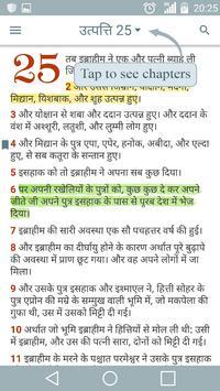 Hindi Bible. poster