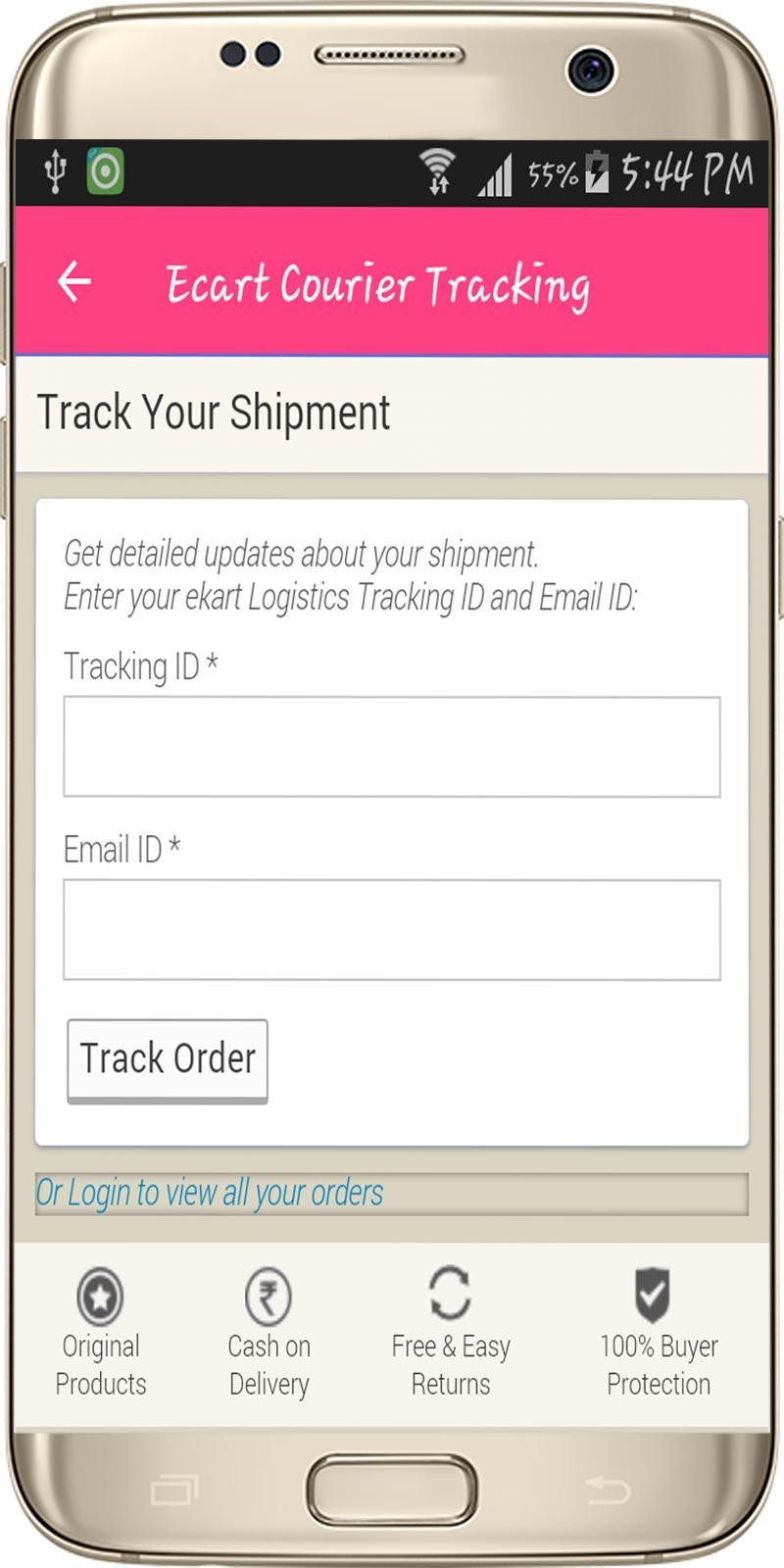 Online Courier Tracker Status for Android - APK Download