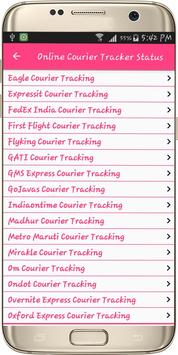 Online Courier Tracker Status 1 3 (Android) - Download APK
