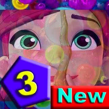 New Bubble Witch 3 Saga Trick poster
