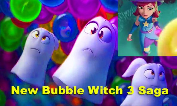 New Bubble Witch 3 Saga Trick screenshot 4