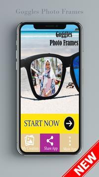 Goggles Photo Frames screenshot 11