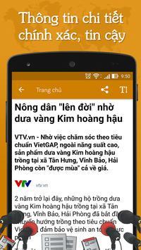Báo Tin Tức screenshot 3