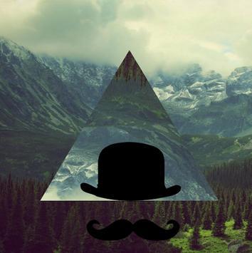 🔼 HIPSTER DESIGN WALLPAPERS FREE 🔼 apk screenshot