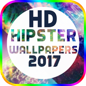 HIPSTER HD PRO WALLPAPER 2017 icon