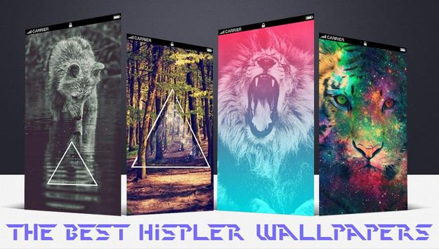 HIPSTER HD PRO WALLPAPER 2017 poster