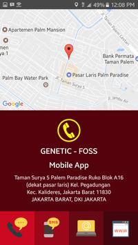 genetic foss mobile screenshot 3