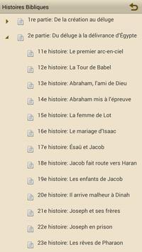 Histoires Bibliques screenshot 1