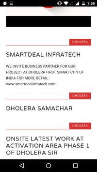Dholera Samachar screenshot 3