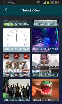 video editing screenshot 2