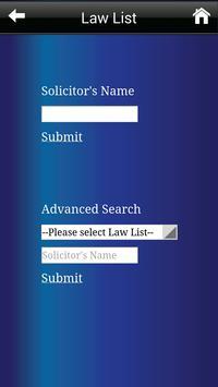 The Law Society of Hong Kong apk screenshot