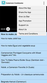 Cameroon Cookbooks screenshot 2