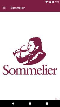 Sommelier poster