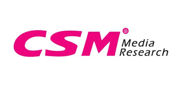 CSM Media Research poster