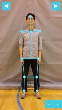Posture Check apk screenshot