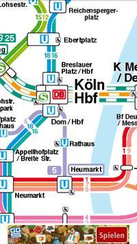 Köln Public Transport apk screenshot