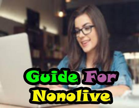 Premium NONOLIVE LIVE GUIDE apk screenshot