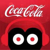 「可口可樂」Music拍子Game icon