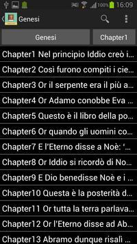 Italian English Bible screenshot 1
