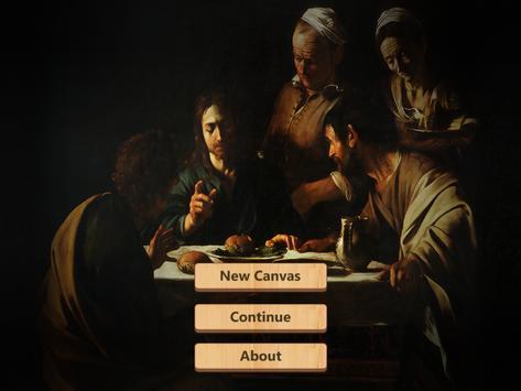 Little Caravaggio poster