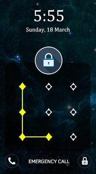 Pattern Lockscreen - Lite screenshot 2