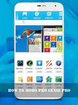 Free Mobo Genie Pro Tips apk screenshot