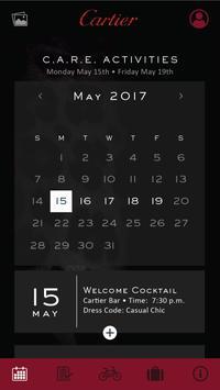 Cartier Events screenshot 1