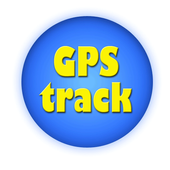 GPS TRACK RECORDING icon
